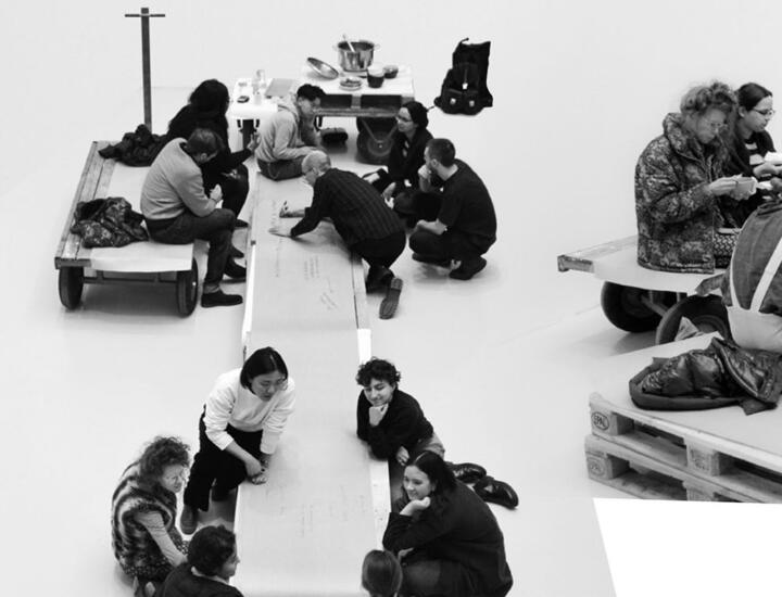 Collective desires research week at Royal Institute of Art, Stockholm 2020