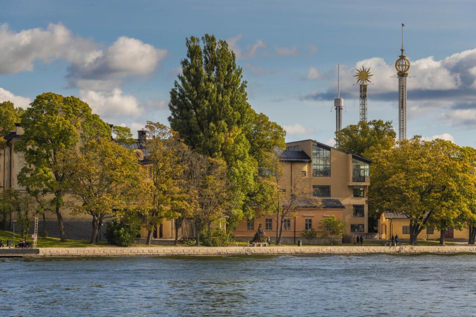 Kungl. Konsthögskolan i Stockholm. Bild: Patrick Miller