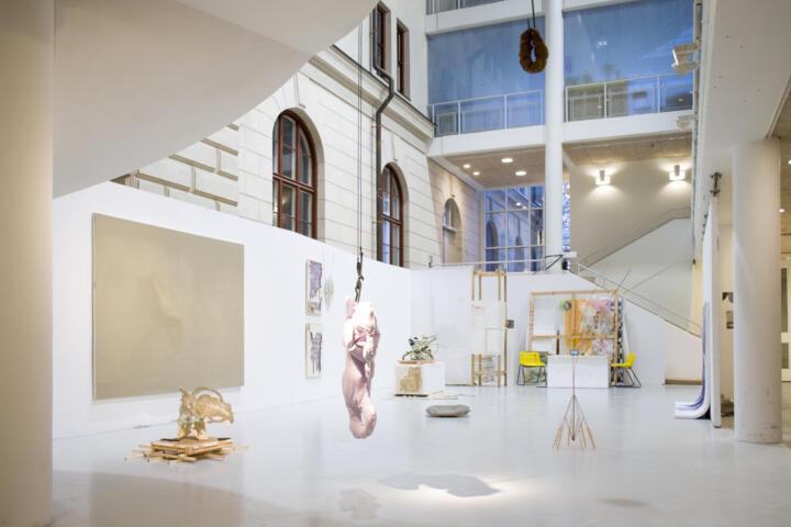 Terrarium: Förstaårsutställningen på Kungl. Konsthögskolan 2021