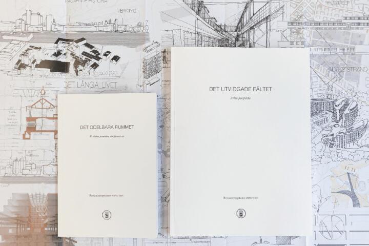 Publikationer för restaureringskonst
