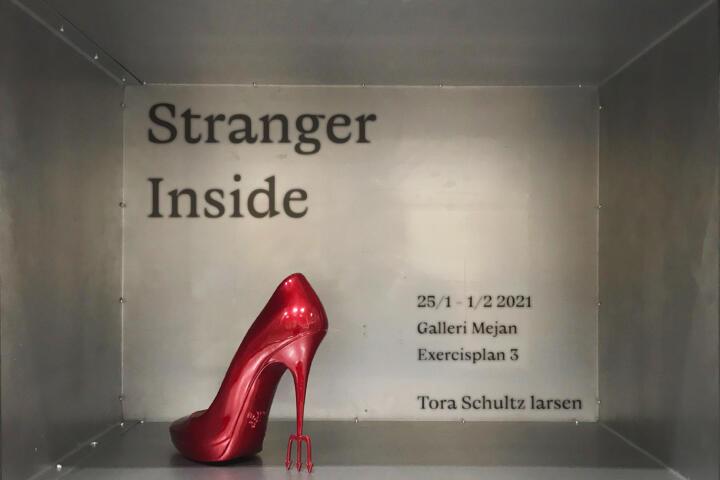 Tora Schultz Larsen: Stranger Inside