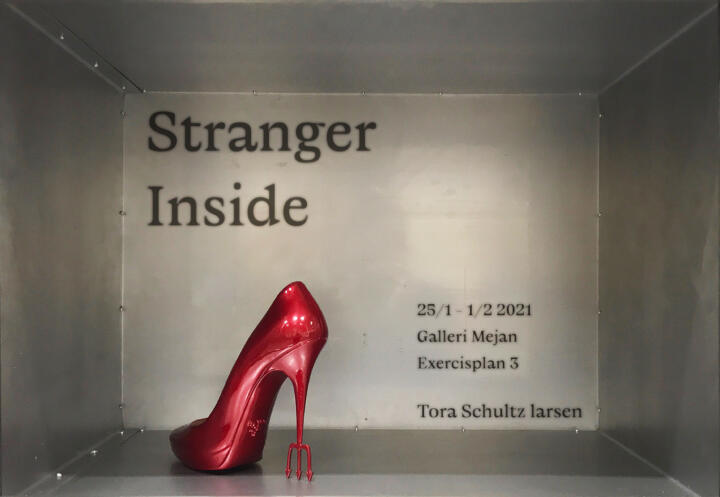 Tora Schultz Larsen, Stranger Inside, Kungl. Konsthögskolan 2021.