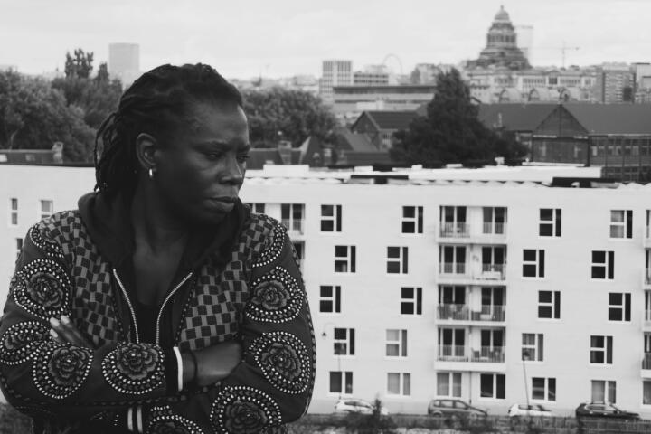 Public presentation by Joëlle Sambi Nzeba