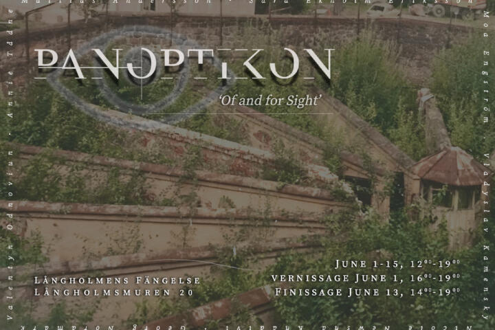 PANOPTIKON: Of and for Sight